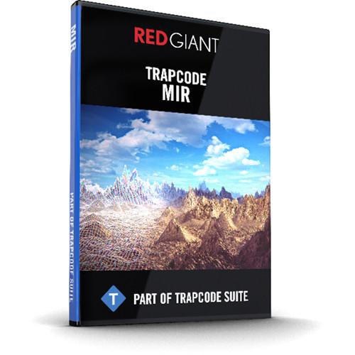 Red Giant Trapcode Mir 2.0 - Upgrade (Download) TCD-MIR-UD