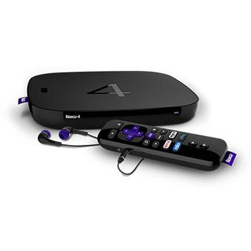 Roku  Roku 4 Streaming Player 4400R