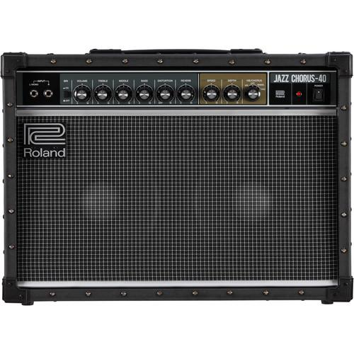 Roland Roland JC-40 Jazz Chorus 40W 2x10 Guitar Amplifier JC-40