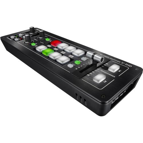 Roland V-1HD Portable 4 x HDMI Input Switcher V-1HD