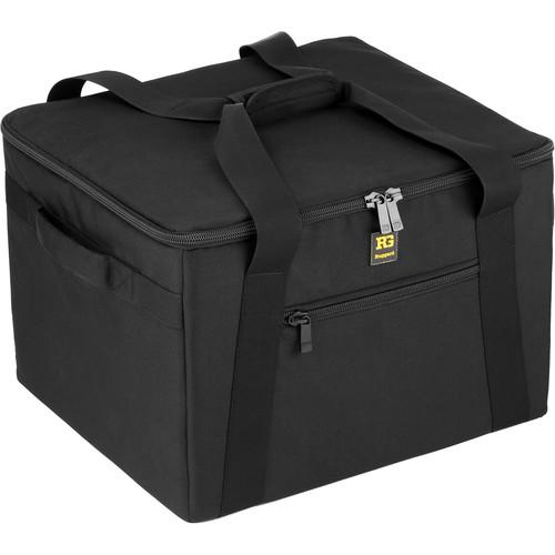 Ruggard Folding Padded Printer Carrying Case (Black) ICB-1517F