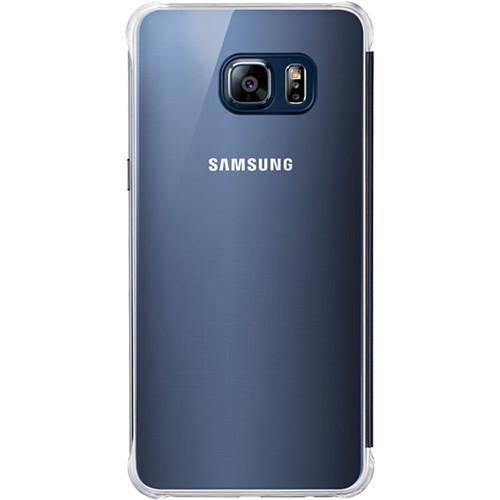 Samsung S-View Flip Cover, Clear for Galaxy S6 EF-ZG928CBEGUS
