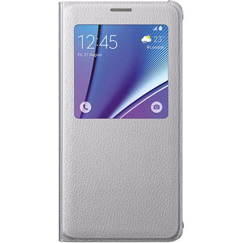 Samsung S-View Flip Cover for Galaxy Note 5 EF-CN920PSEGUS