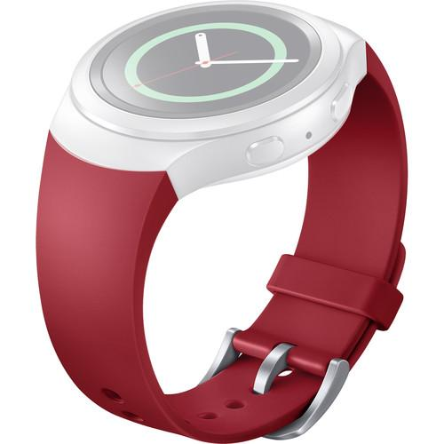 Samsung Sports Band for Gear S2 (Red) ET-SUR72MREBUS