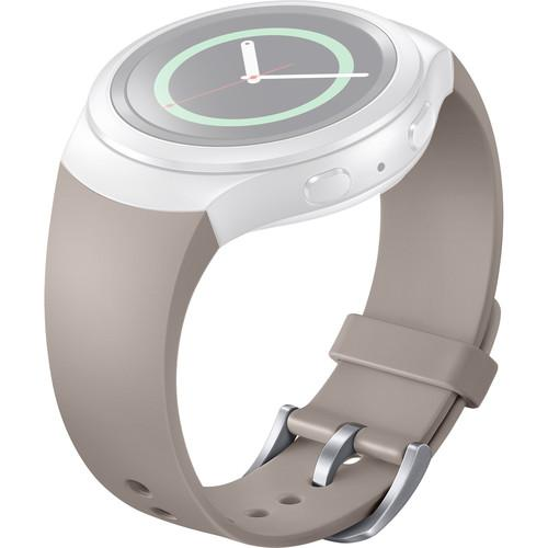 Samsung Sports Band for Gear S2 (Warm Gray) ET-SUR72MUEBUS