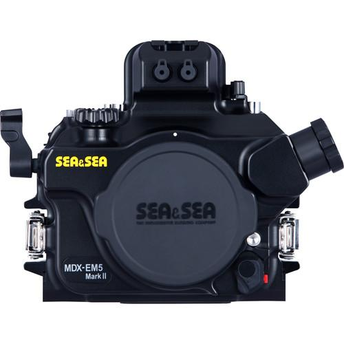 Sea & Sea MDX-EM5 Mark II Underwater Housing SS-06177