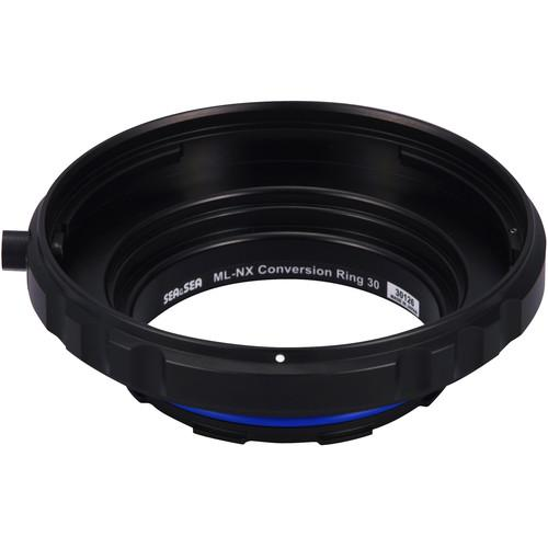 Sea & Sea  ML-NX Conversion Ring 30 SS-30126
