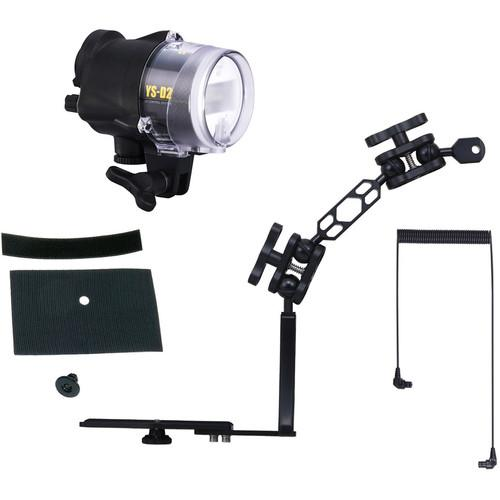 Sea & Sea YS-D2 Lighting Pack with Strobe and Sea Arm 8 SS-70049