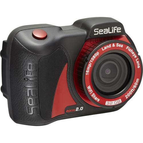 SeaLife Micro 2.0 Underwater Digital Camera (32GB) SL510