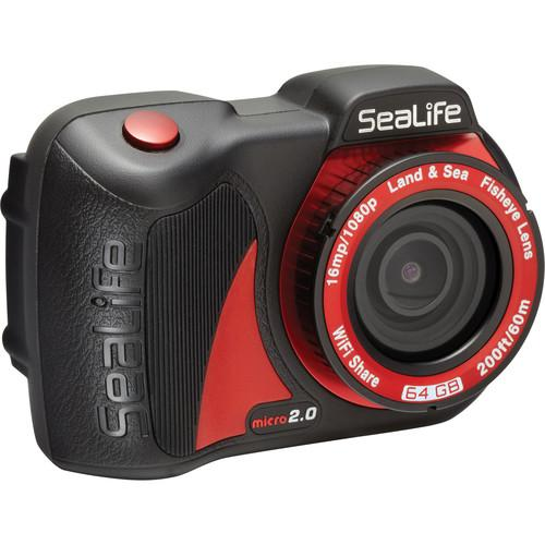 SeaLife Micro 2.0 Underwater Digital Camera (64GB) SL512