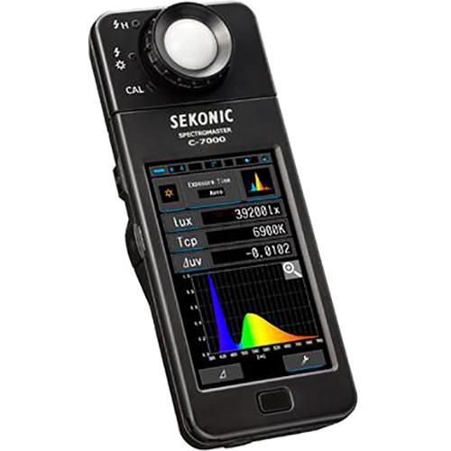 Sekonic  C-7000 SpectroMaster Color Meter 401-710