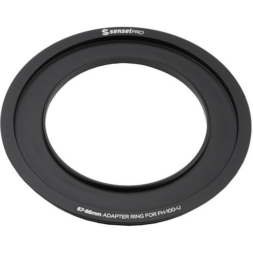 Sensei Pro 67mm Adapter Ring for 100mm Aluminum FH-100-AR67