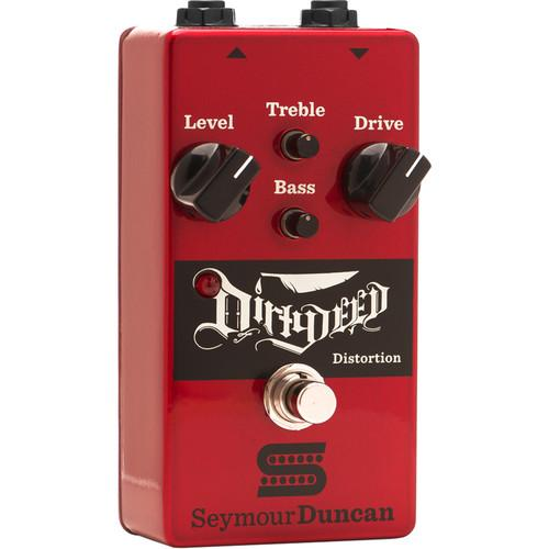 Seymour Duncan Dirty Deed Distortion Pedal 11900-001