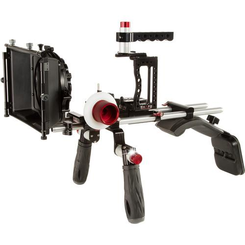 SHAPE XC10SMKIT XC10 Camera Cage, Shoulder Mount, XC10SMKIT