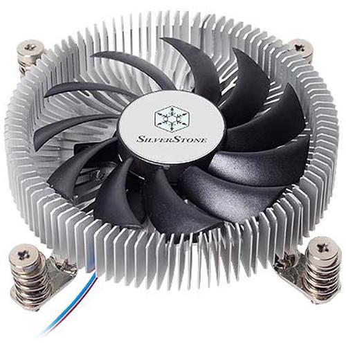 SilverStone Nitrogon NT07-115X Low Profile CPU Cooler NT07-115X