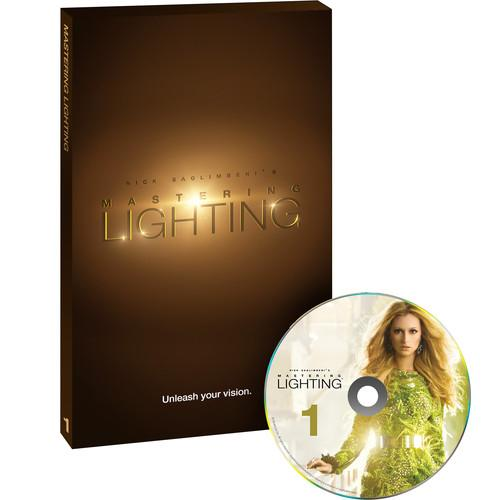 Slickforce Studio Mastering Lighting: Volume One MLV1-DVD-8710