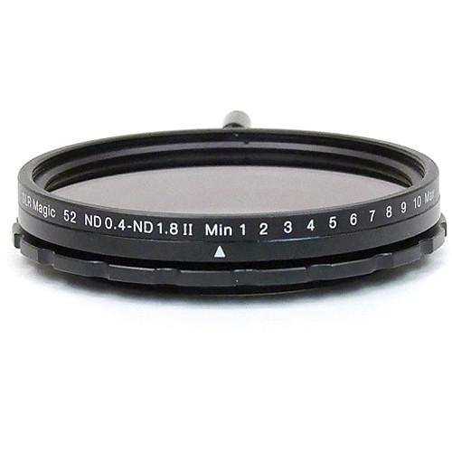 SLR Magic 52mm Variable Neutral Density 0.7 to 1.8 SLR-52VND II