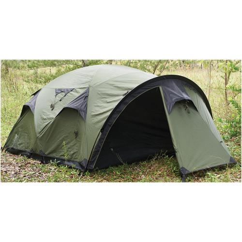 Snugpak  The Cave 4-Person Tent (Olive) 92894