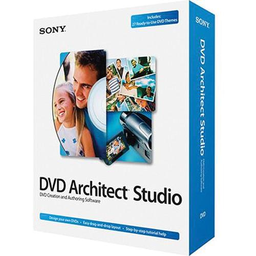 Sony  DVD Architect Studio 5.0 ASDVDAS5099ESD