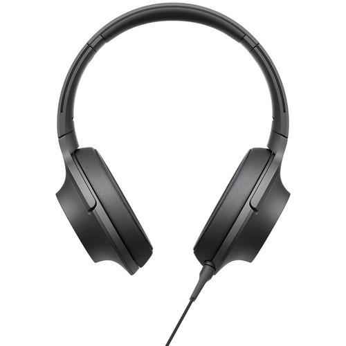 Sony h.ear on High-Resolution Audio Headphones MDR-100AAP/B
