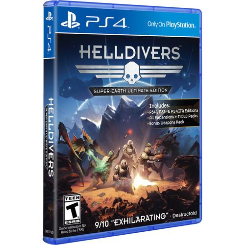 Sony Helldivers Super-Earth Ultimate Edition (PS4) 3001193