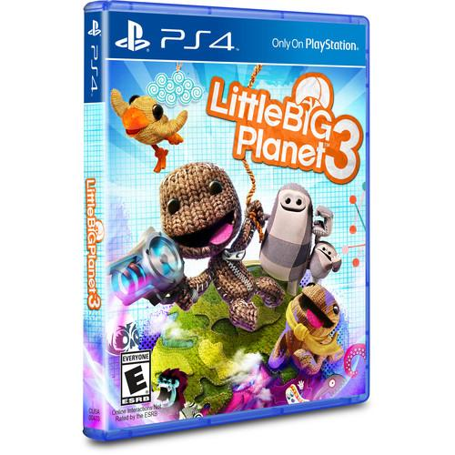 Sony  LittleBigPlanet 3 (PS4) 3000281