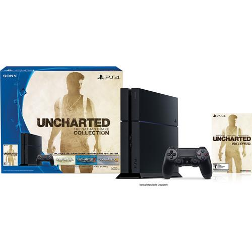 Sony PlayStation 4 Uncharted: The Nathan Drake 3001362