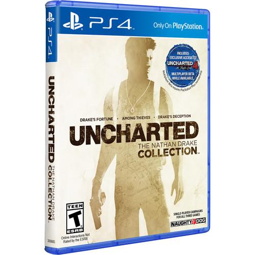 Sony Uncharted: The Nathan Drake Collection (PS4) 3000683
