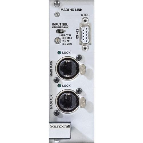 Soundcraft MADI HD Link Card for Vi Series MADI A949.049032