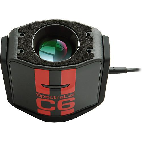 SpectraCal C6-HDR High-Dynamic-Range Colorimeter SC-METC6H