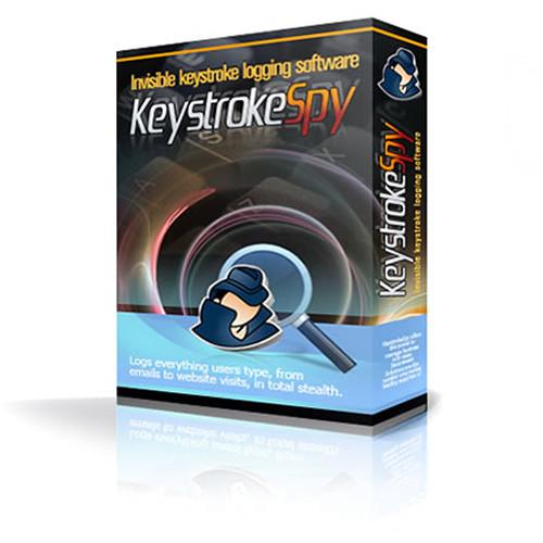 Spytech Software and Design Keystroke Spy KEYSTROKESPY2