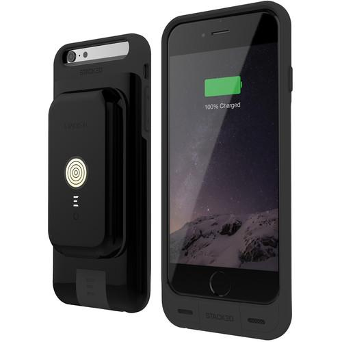 STACKED Stack Pack for iPhone 6/6s (Black) SI6CB01BLK