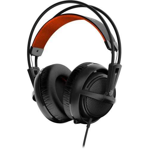 SteelSeries Siberia 200 Gaming Headset (Black) 51133
