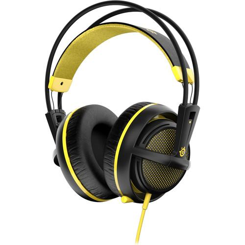 SteelSeries Siberia 200 Gaming Headset (Proton Yellow) 51138