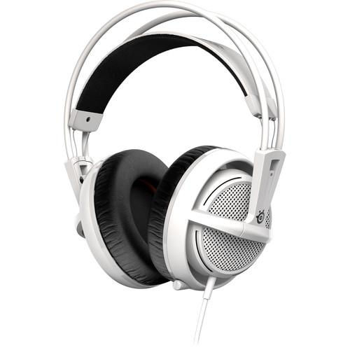 SteelSeries Siberia 200 Gaming Headset (White) 51132