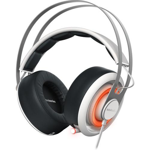 SteelSeries Siberia 650 USB Headset (White) 51192