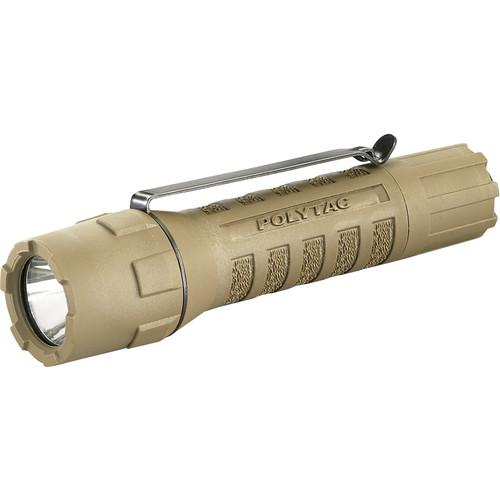 Streamlight  PolyTac Flashlight (Coyote) 88851