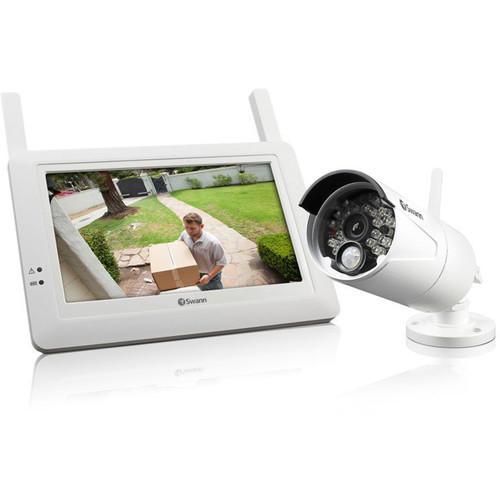 User manual Swann DIGIMON Wireless Security-in-a-Box Kit SW