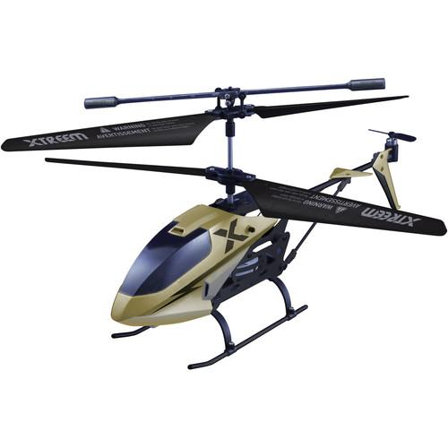 Swann Micro Lightning X-Squadron RC Helicopter XCTOY-MLXGLD-GL
