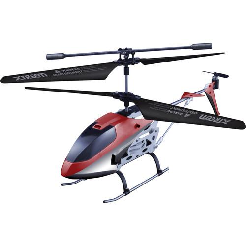 Swann Micro Lightning X-Squadron RC Helicopter XCTOY-MLXRED-GL