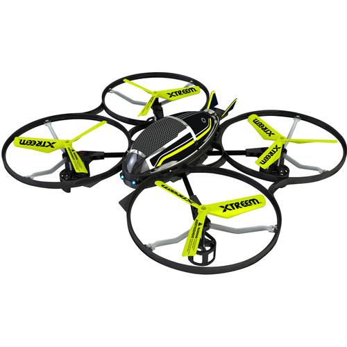 Swann Mini Stealth Drone Quadcopter XCTOY-STELTH-GL