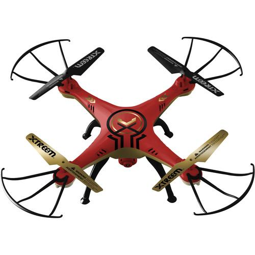 Swann QuadForce Video Drone Quadcopter XTTOY-QVDRNE