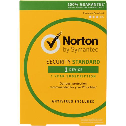 Symantec Norton Security Standard (1-Device, 1-Year) 21353868
