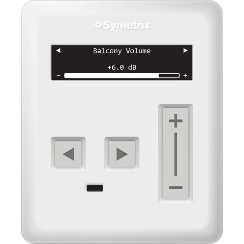 Symetrix ARC-3 Modular Wall-Panel Remote Control for DSP ARC-3