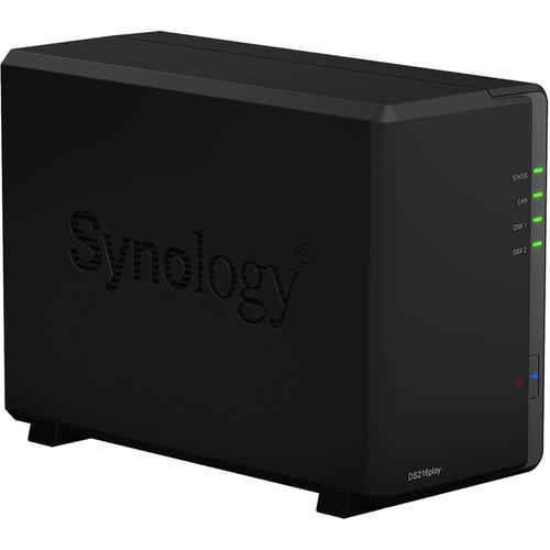 Synology  DiskStation DS216play DS216PLAY