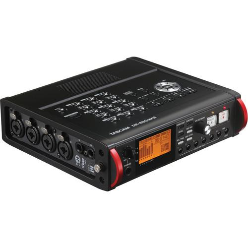Tascam DR-680MKII 8-Track Field Recorder & Carry Bag Kit