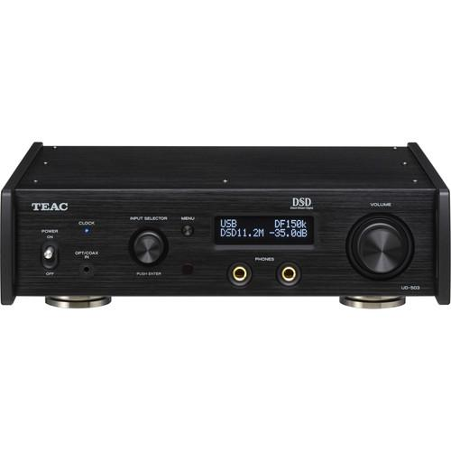 Teac Dual-Monaural USB DAC w/ Fully Balanced Headphone UD-503-B