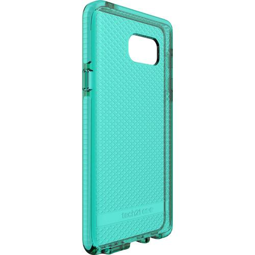 Tech21 Evo Check Case for Galaxy Note 5 (Aqua/White) T21-4477