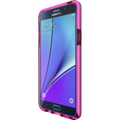 Tech21 Evo Check Case for Galaxy Note 5 (Pink/White) T21-4476