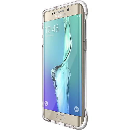 Tech21 Evo Frame Case for Galaxy S6 edge  (Clear/White) T21-4486